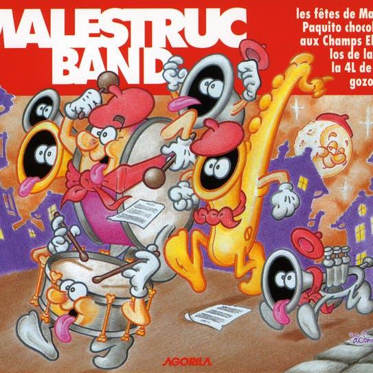 Malestruc Band