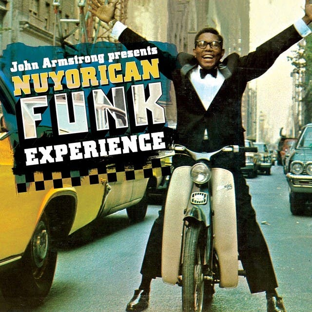 John Armstrong Presents Nuyorican Funk Experience