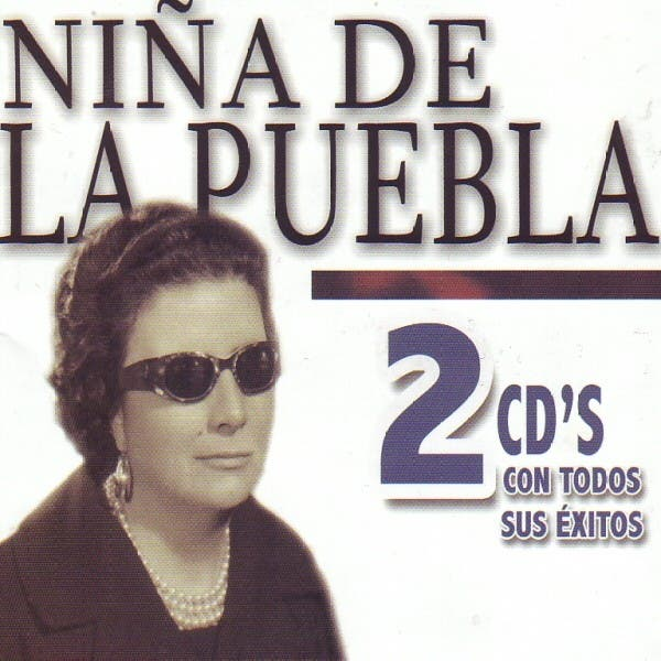 La Niña De La Puebla - 2 CDs Con Todos Sus Éxitos CD 1