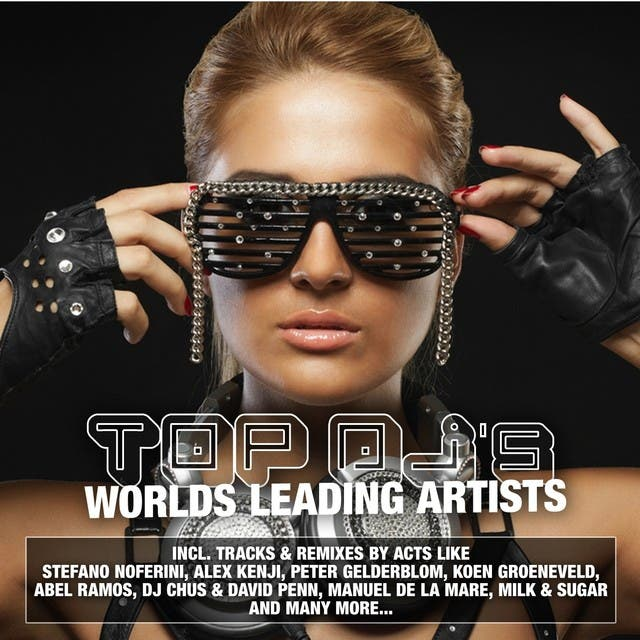 Top DJs - World's Leading Artists, Vol. 5