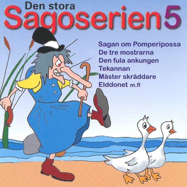 Den Stora Sagoserien 5