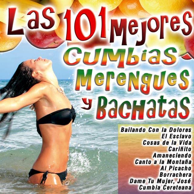 Las 101 Mejores Cumbias, Merengues Y Bachatas