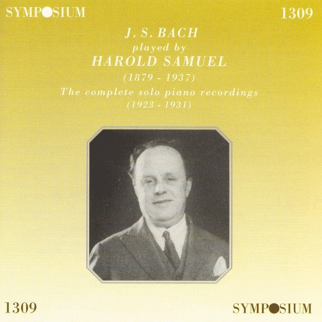 Harold Samuel