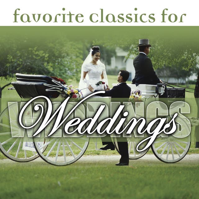 Favorite Classics For Weddings