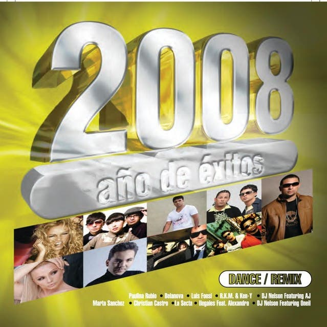 2008 Año De Exitos Dance