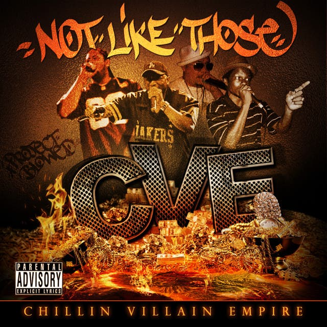 C.V.E. Chillin Villain Empire