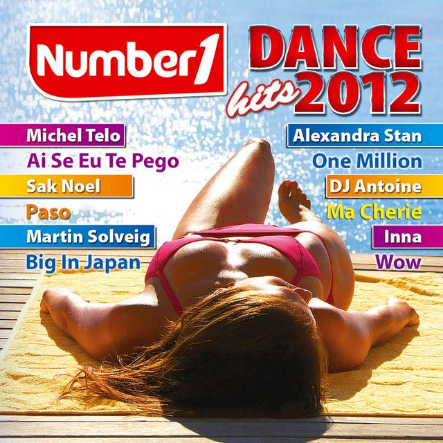 Number 1 Dance Hits 2012