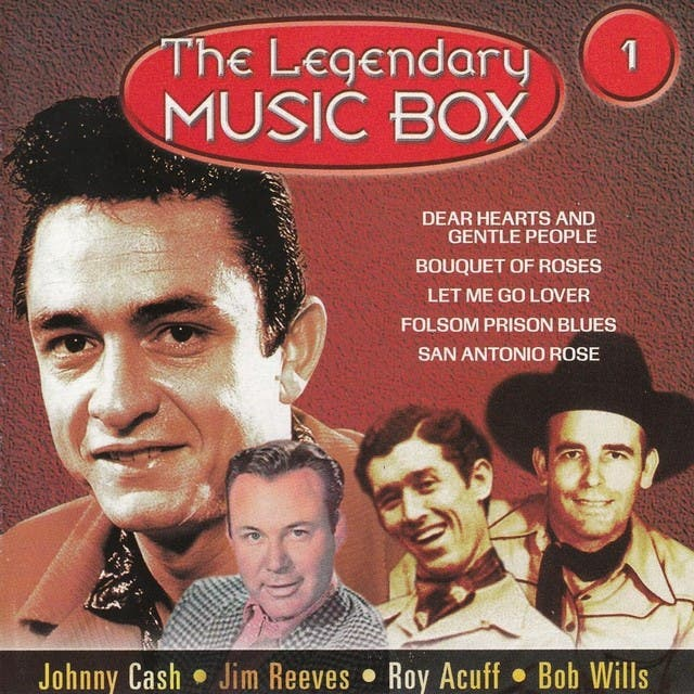 The Legendary Music Box, Vol. 1