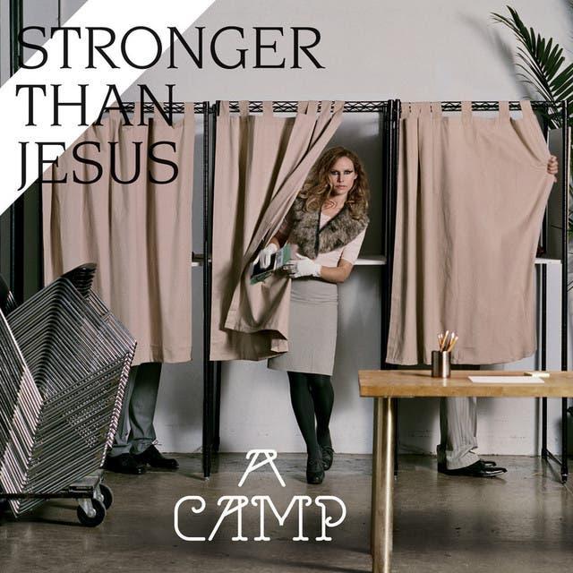 Stronger Than Jesus - Single