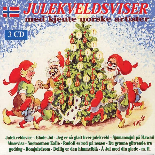 Julekveldsviser Med Kjente Norske Artister