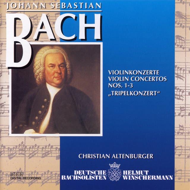 Bach - Violin Concertos 1-3