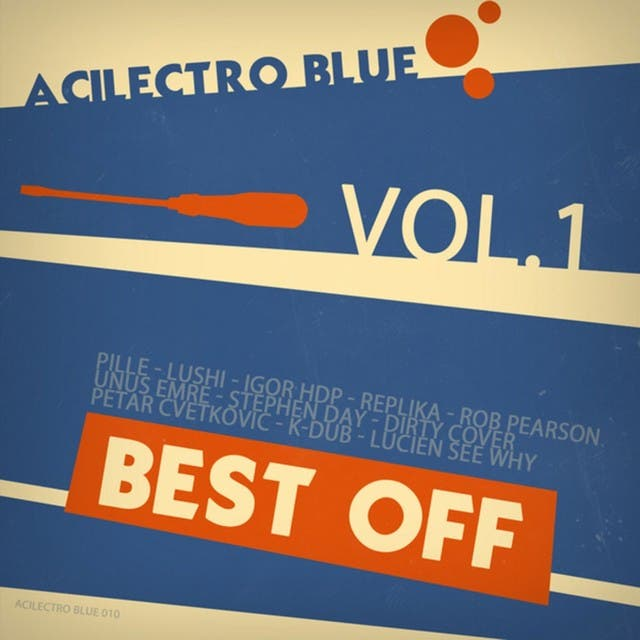 Best Of Acilectro Blue Recordings Vol.1