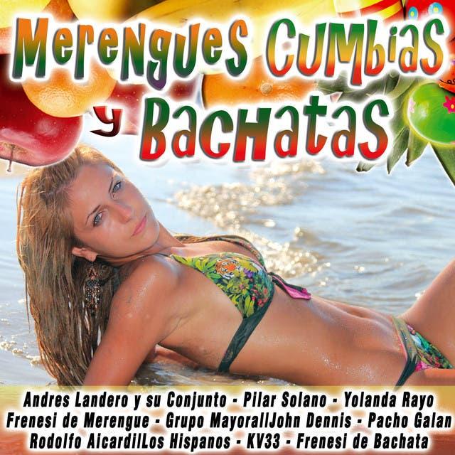 Merengues, Cumbias Y Bachatas