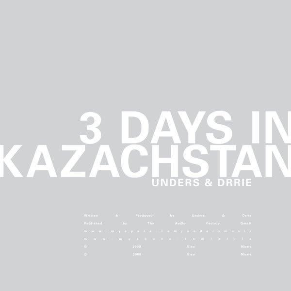 3 Days In Kazachstan