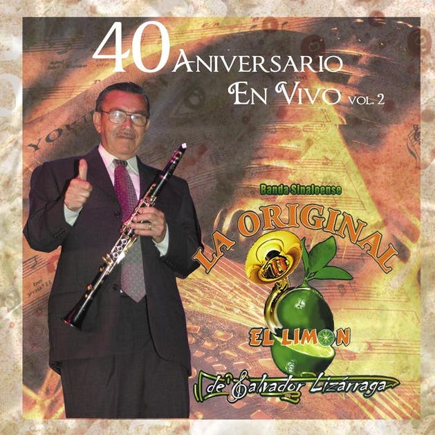 40 Aniversario En Vivo Vol 2