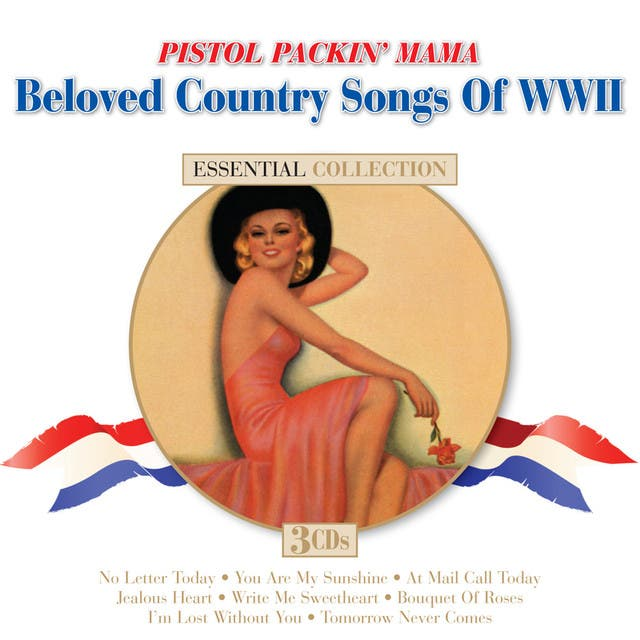 Beloved Country Songs Of WWII
