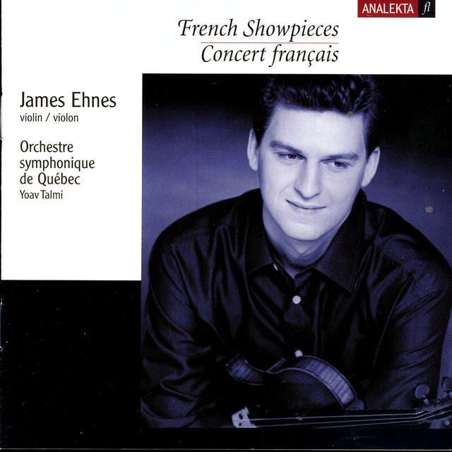 James Ehnes, Orchestre Symphonique De Québec, Yoav Talmi