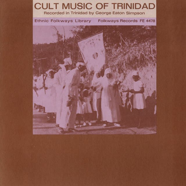 Cult Music Of Trinidad