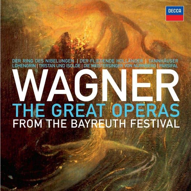 Various Artists & Orchester Der Bayreuther Festspiele & Karl Böhm & James Levine