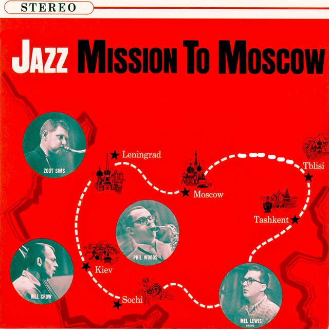 Jazz - Mission To Moscow