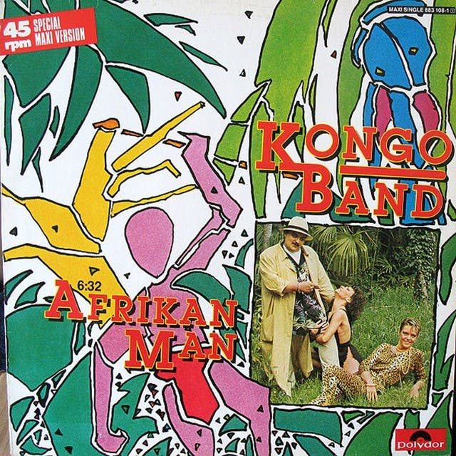 Halli & Kongo Band image