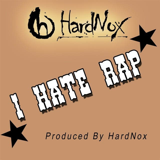 I Hate Rap - Single