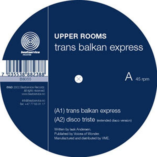 Upper Rooms