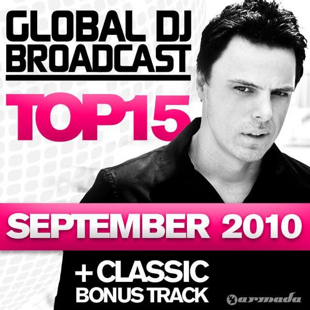 Global DJ Broadcast Top 15 - September 2010