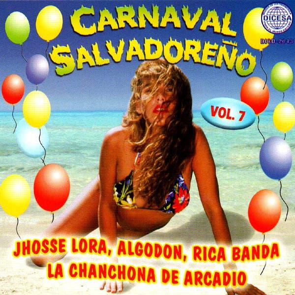 Carnaval Salvadoreno Vol. 7