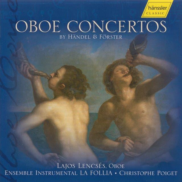 Handel / Forster: Oboe Concertos