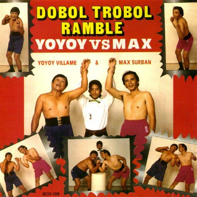 Yoyoy Villame & Max Surban