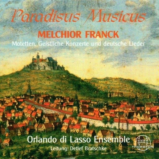 Orlando Di Lasso Ensemble, Detlef Bratschke