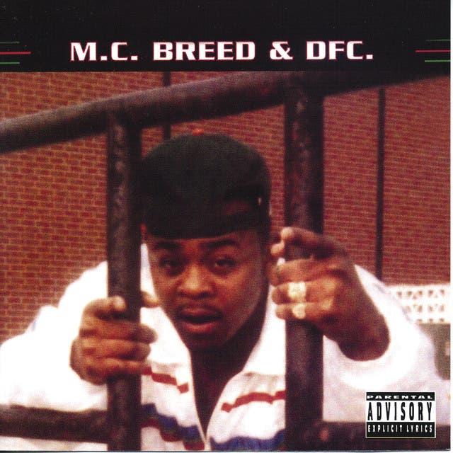 M.C. Breed & DFC. image