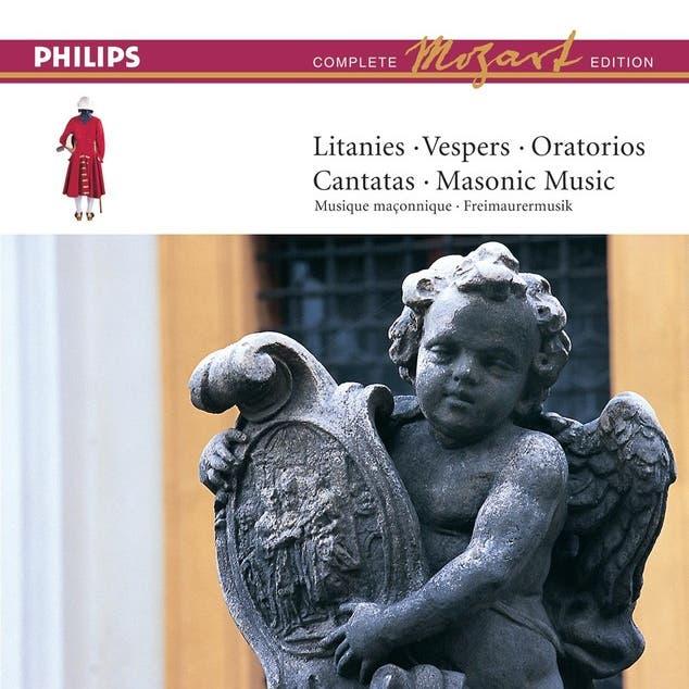 Mozart: Complete Edition Vol.11: Vespers, Oratorios Etc