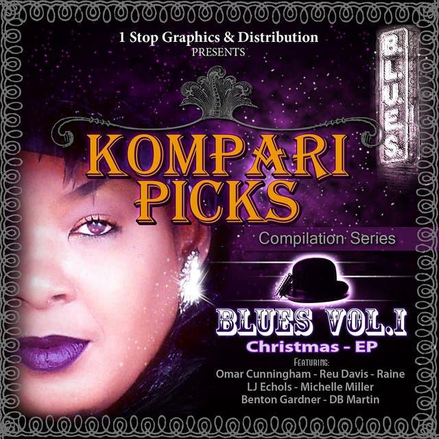 Kompari Picks The Blues Vol. 1 (Christmas EP)