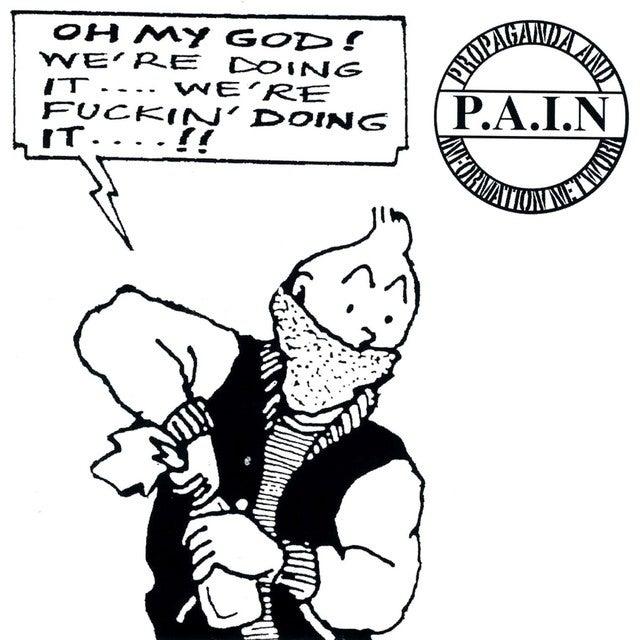 P.A.I.N. - Oh My God! We´re Doing It!  CD