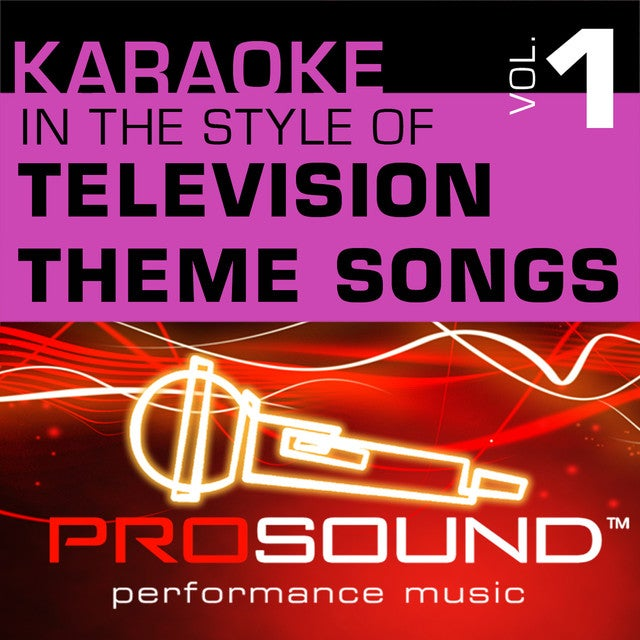 Cheers (Karaoke Lead Vocal Demo)[In the style of Theme Song]