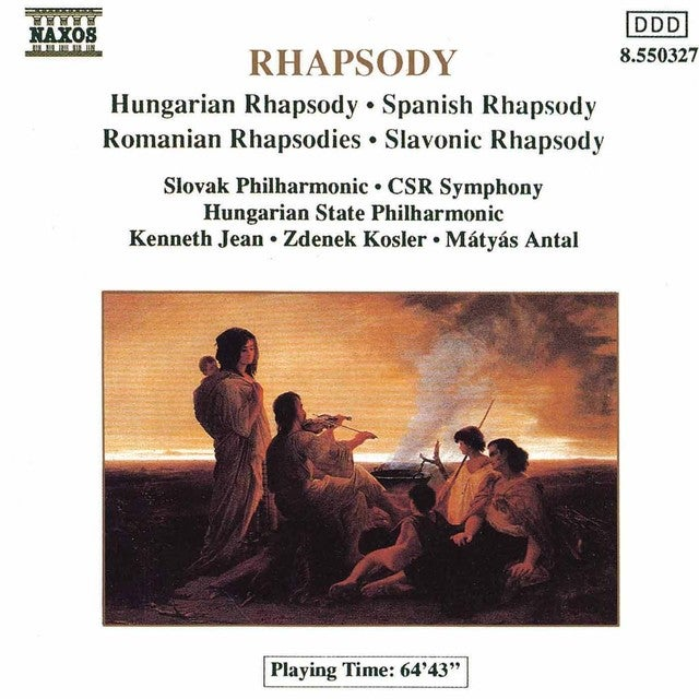 2 Romanian Rhapsodies, Op. 11: Romanian Rhapsody No. 2 In D Major