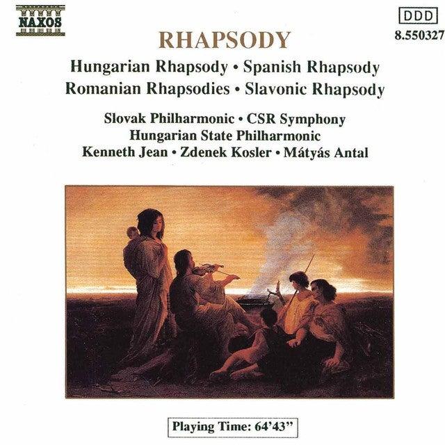 2 Romanian Rhapsodies, Op. 11: Romanian Rhapsody No. 2 In D Major