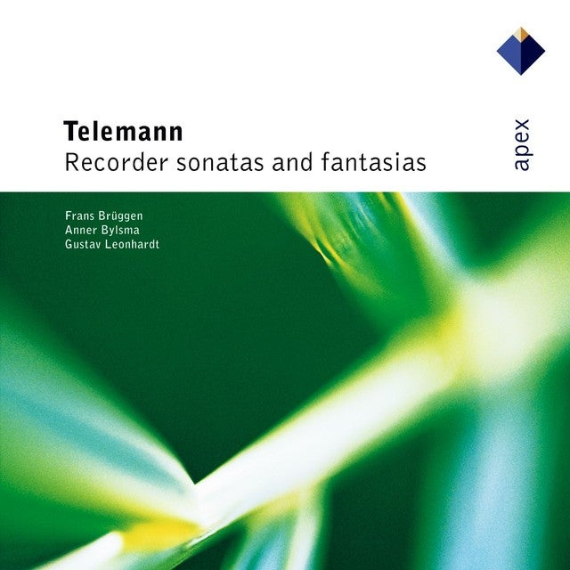 Telemann : Recorder Sonata in F major TWV41, F2 : III Allegro