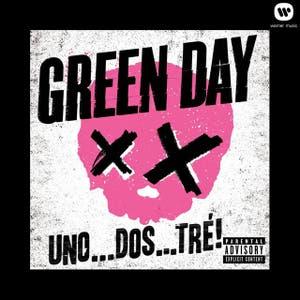 baixar capa Green Day – ¡Uno…Dos…Tré!